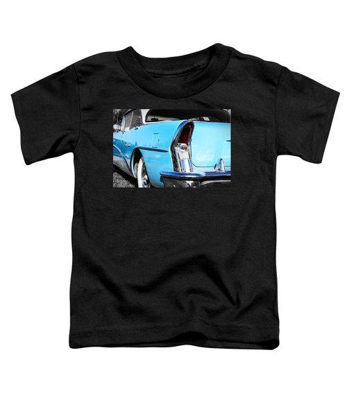 Buick Baby Blue Toddler T-Shirt