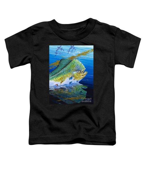 Bull Reflection Off0032 Toddler T-Shirt