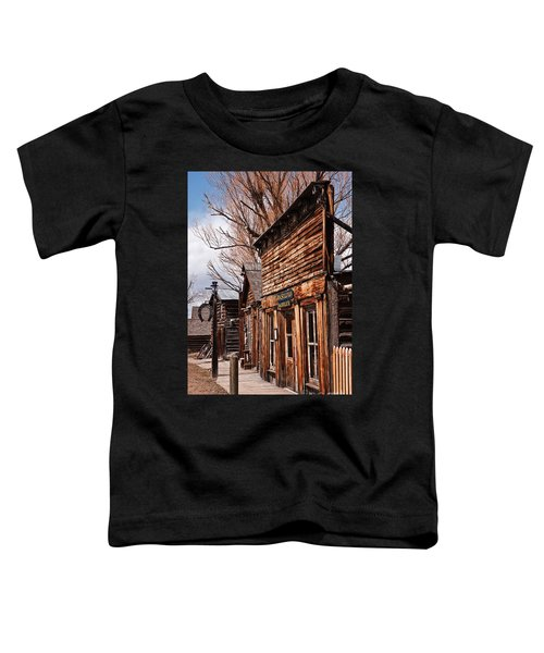 Business Block Toddler T-Shirt
