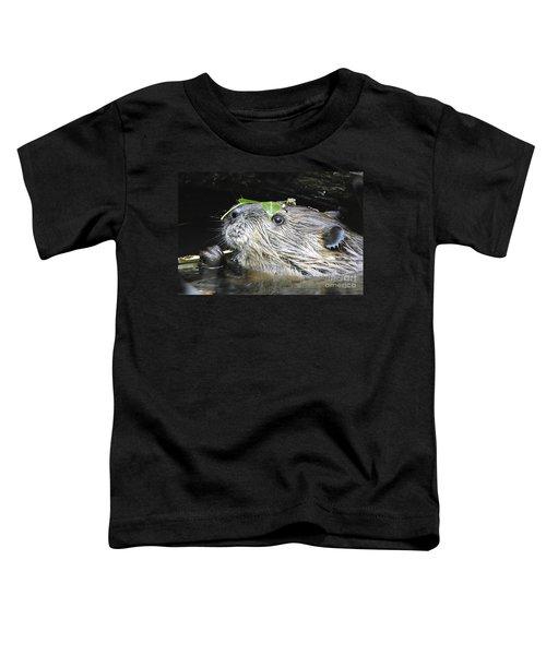 Busy Beaver Toddler T-Shirt