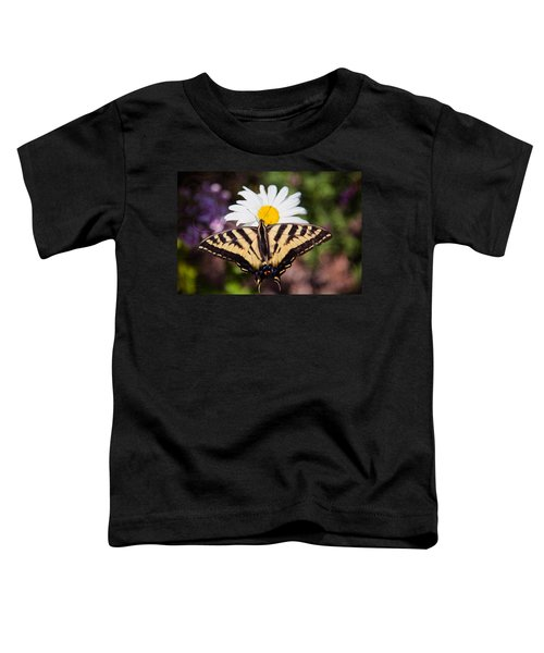 Butterfly Kisses Toddler T-Shirt