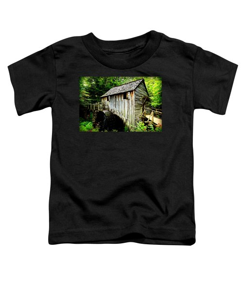 Cable Mill - Cades Cove Toddler T-Shirt