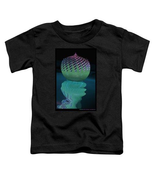 Cactus Melt  Toddler T-Shirt