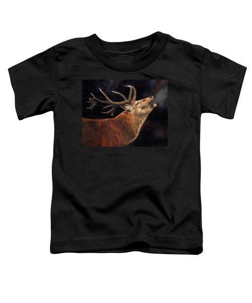 Call Of The Wild Toddler T-Shirt