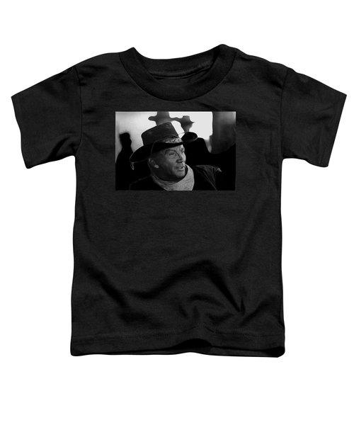 Cameron Mitchell The High Chaparral Set Old Tucson Arizona 1967-2008 Toddler T-Shirt