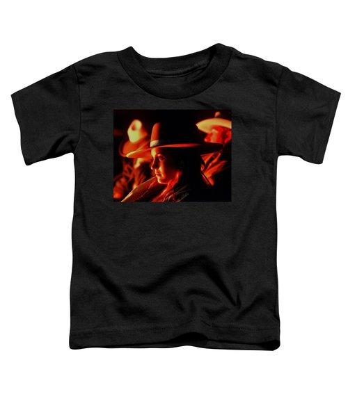 Campfire Glow Toddler T-Shirt