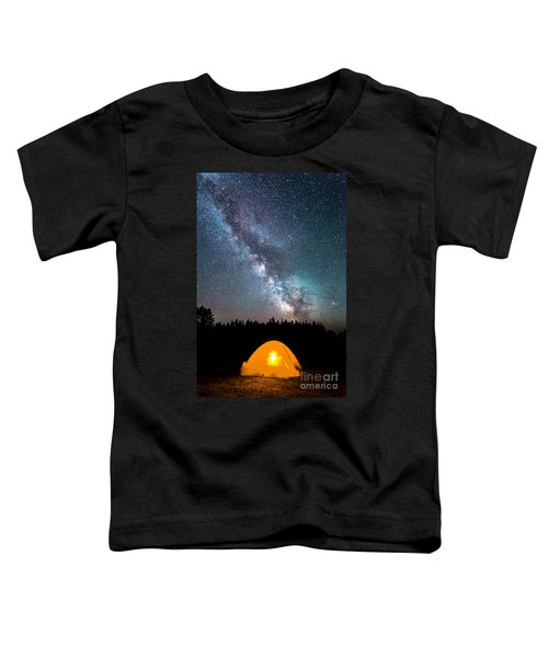 Camping Under The Stars Toddler T-Shirt