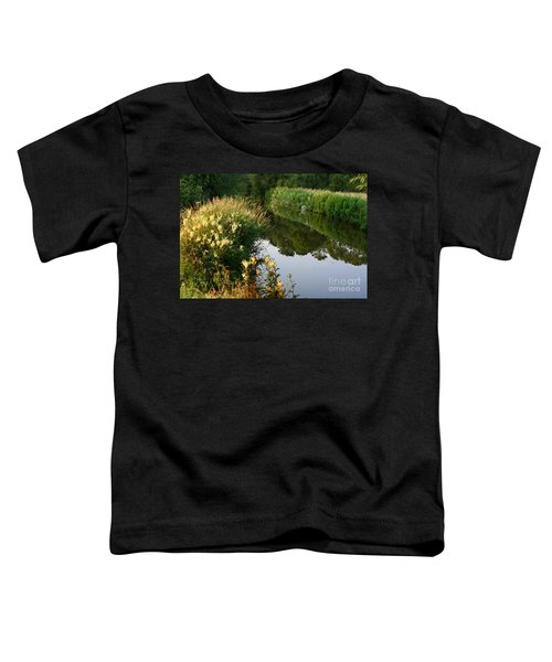 Canal Reflections Toddler T-Shirt