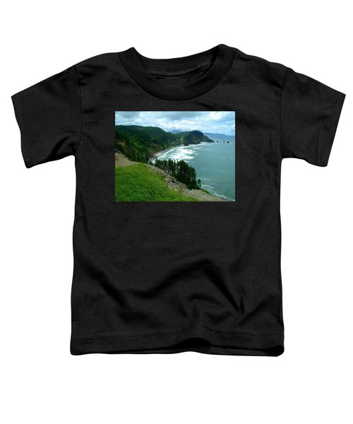 Cape Meares Toddler T-Shirt
