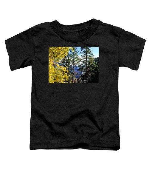 Cape Royal Grand Canyon Toddler T-Shirt