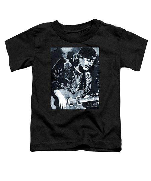 Carlos Santana - Black Magic Woman Toddler T-Shirt