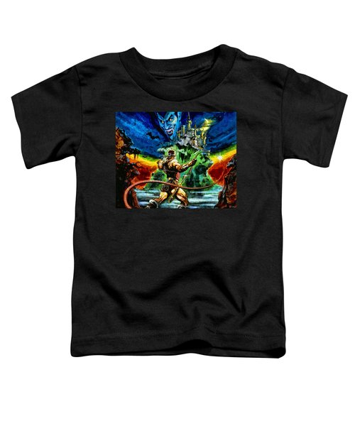 Castlevania Toddler T-Shirt