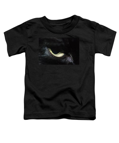 Cat Eye Toddler T-Shirt