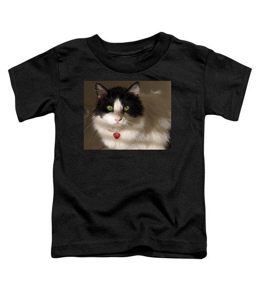 Cat's Eye Toddler T-Shirt