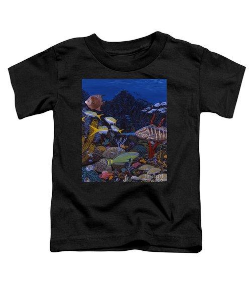 Cayman Reef Re0022 Toddler T-Shirt
