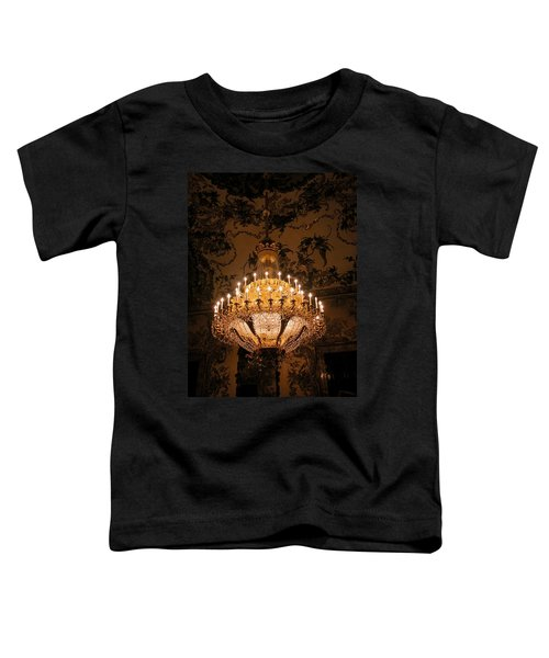 Chandelier Palacio Real Toddler T-Shirt