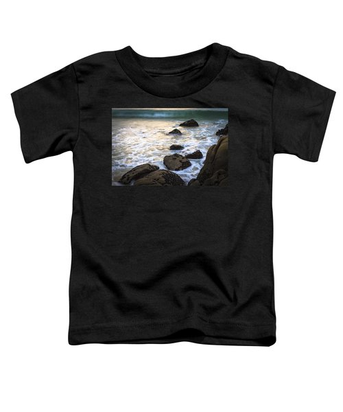 Chanteiro Beach Galicia Spain Toddler T-Shirt
