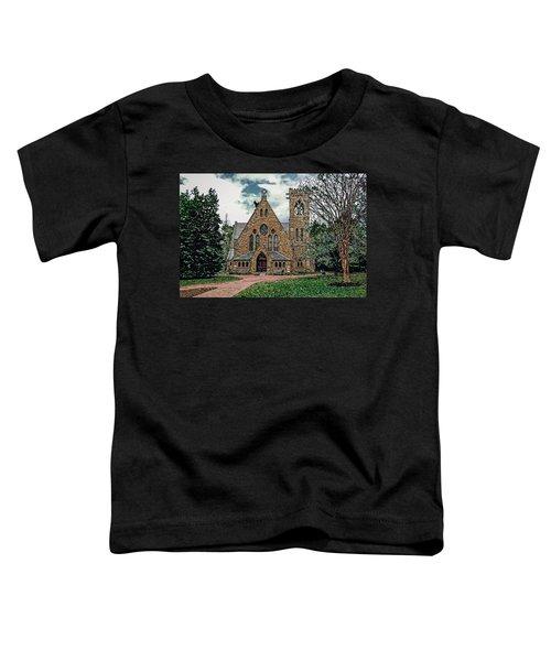 Chapel At University Of Virginia Toddler T-Shirt