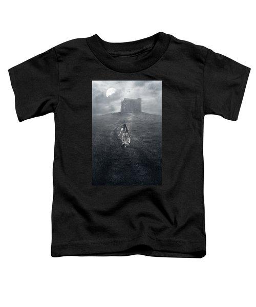 Chapel In Mist Toddler T-Shirt