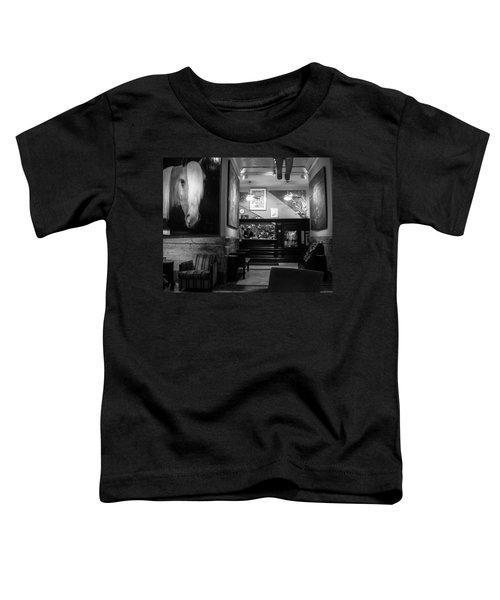 Chelsea Hotel Night Clerk Toddler T-Shirt