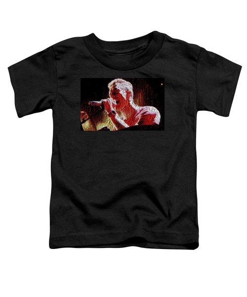 Chris Martin - Montage Toddler T-Shirt