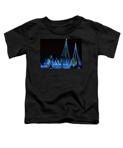 Christmas Lights 1 Toddler T-Shirt