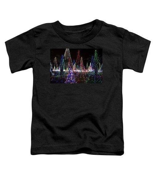 Christmas Lights 3 Toddler T-Shirt