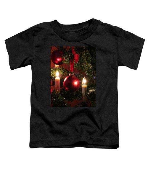 Christmas Spirit Toddler T-Shirt