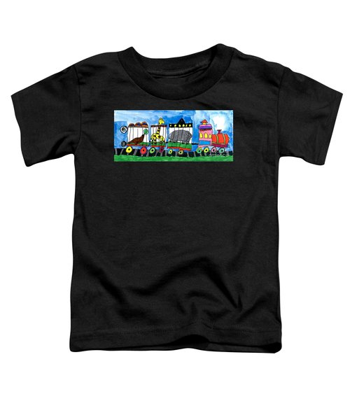 Circus Train Toddler T-Shirt
