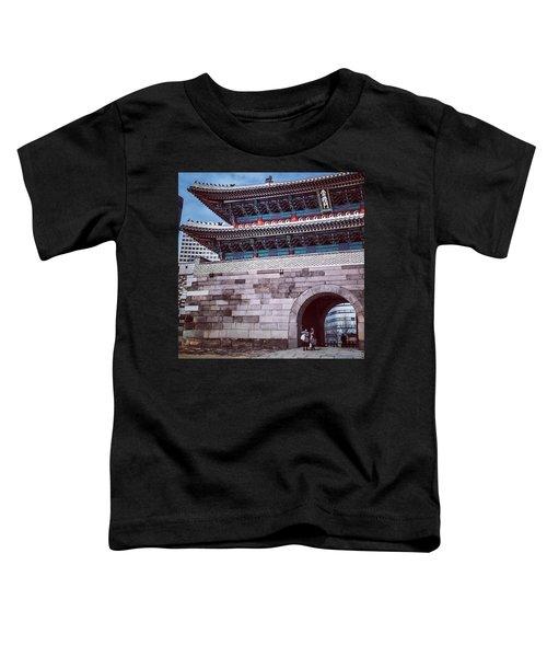 City Gate, Seoul, South Korea. This Toddler T-Shirt