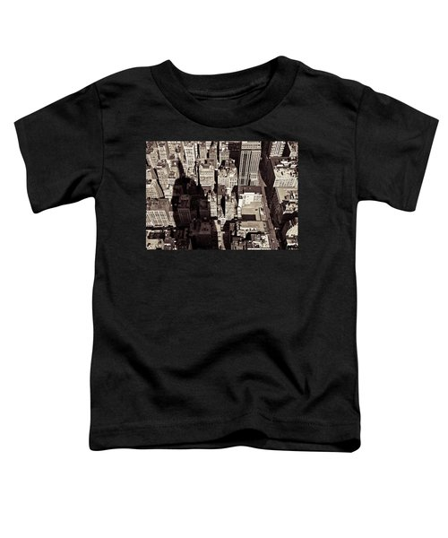 City Shadow Toddler T-Shirt