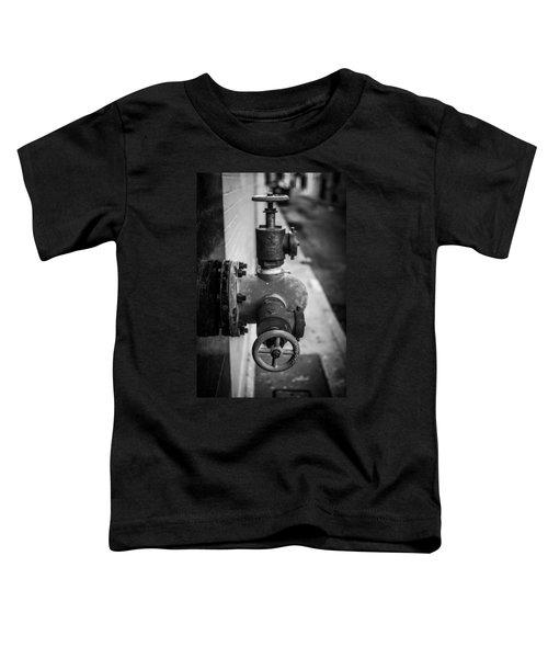 City Valves Toddler T-Shirt