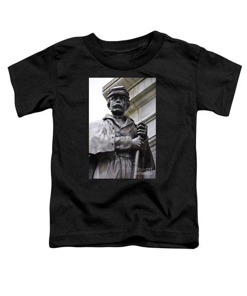 Civil War Memorial Toddler T-Shirt