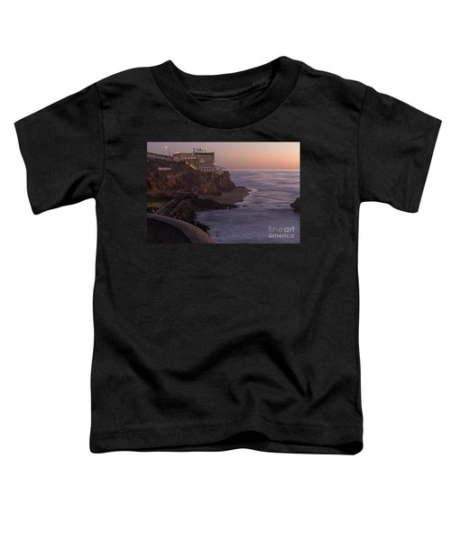 Cliff House Sunset Toddler T-Shirt