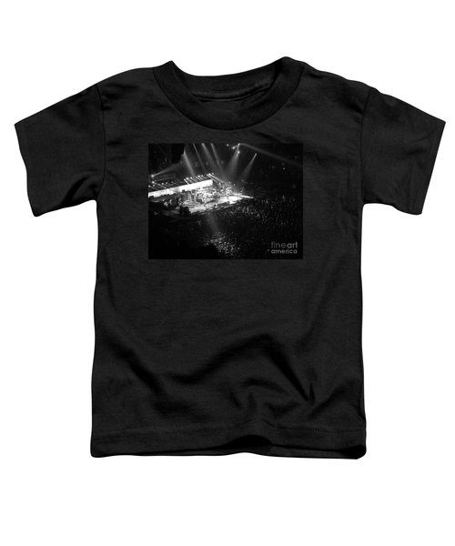 Closing The Spectrum Toddler T-Shirt by David Rucker