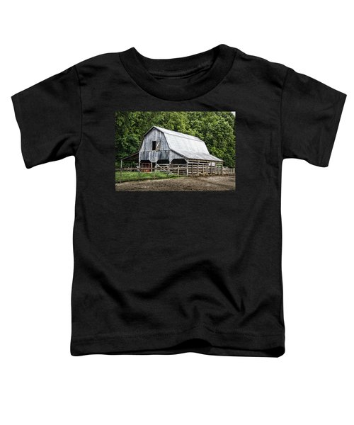 Clubhouse Road Barn Toddler T-Shirt