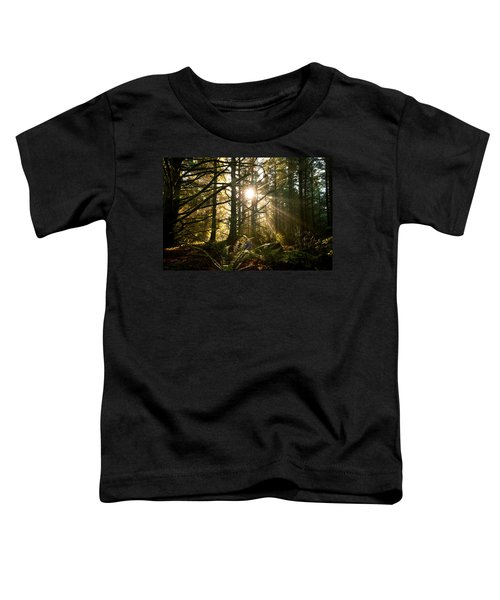 Coastal Forest Toddler T-Shirt