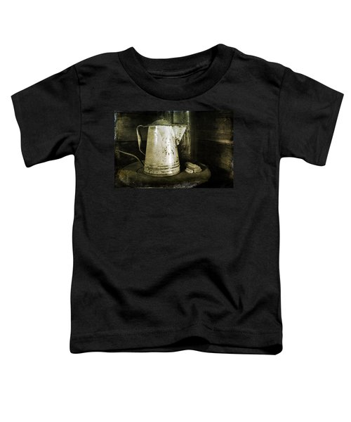 Little Coffee House On The Prairie Toddler T-Shirt