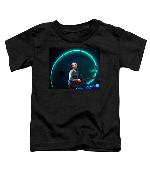 Coldplay Toddler T-Shirt by Rafa Rivas