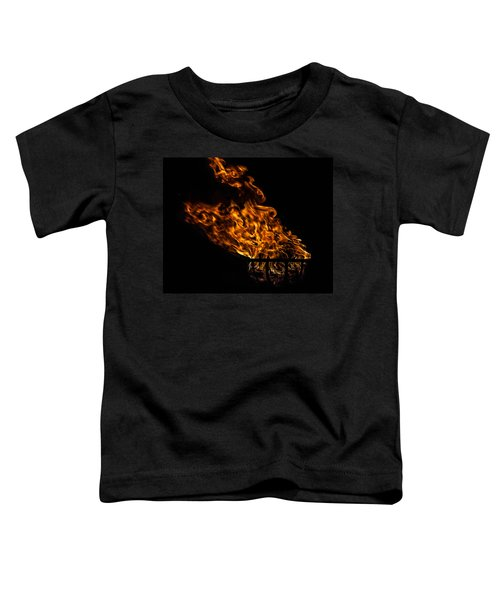 Fire Cresset Toddler T-Shirt