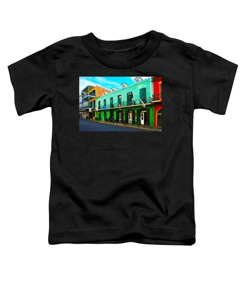 Color Perspective Toddler T-Shirt