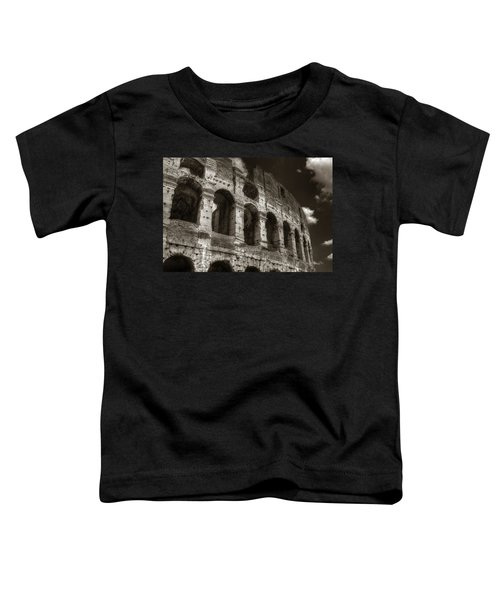 Colosseum Wall Toddler T-Shirt