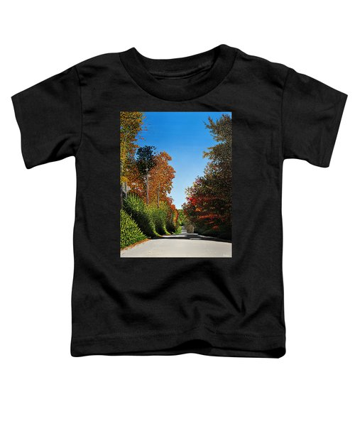 Colours Of Caledon Toddler T-Shirt