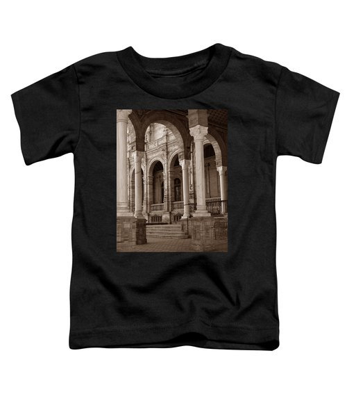 Columns And Arches Toddler T-Shirt