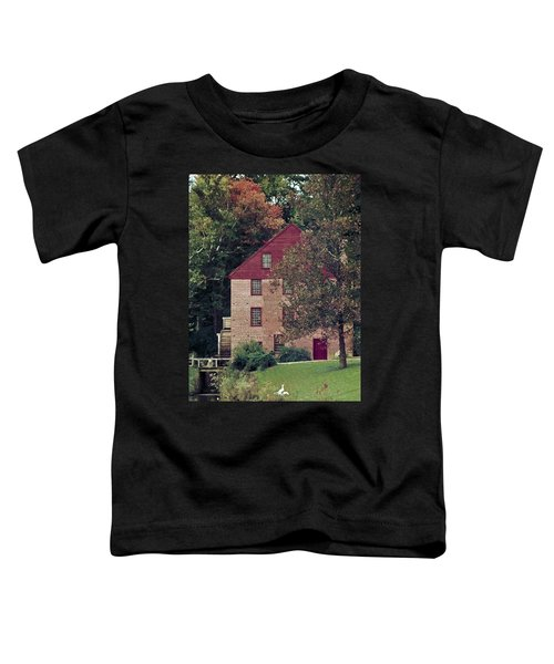 Colvin Run Mill Toddler T-Shirt