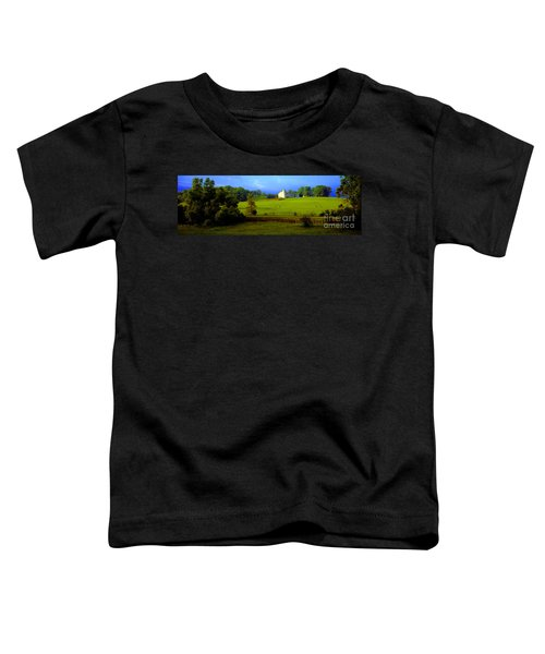 Conley Road Farm Spring Time Toddler T-Shirt
