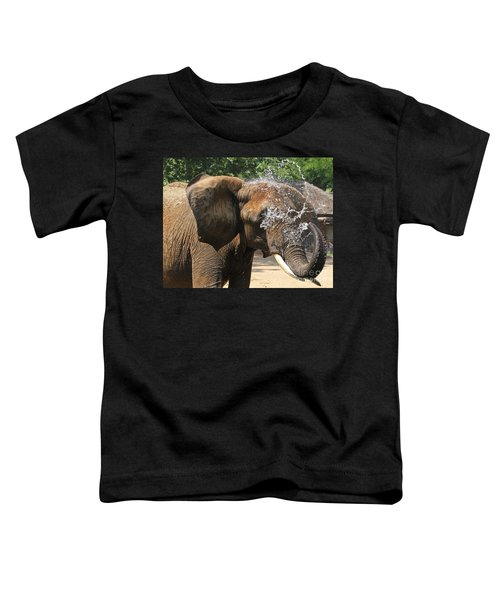 Cooling Off  Toddler T-Shirt