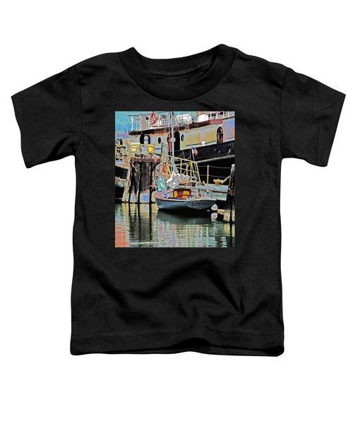 Coos Bay Harbor Toddler T-Shirt