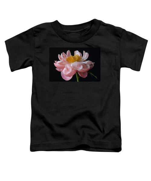 Coral Peony Toddler T-Shirt