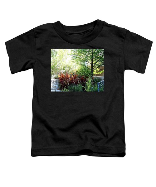 Corner Garden Toddler T-Shirt